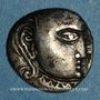 Münzen Inde. Empire Gupta. Skandagupta  (455-480). Drachme