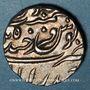Münzen Inde. Hyderabad. Mir Mahbub Ali Khan (1285-1329H = 1869-1911). 1/2 roupie 13(...)