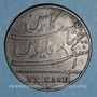Münzen Indes anglaises. Présidence de Madras. 20 cash 1803