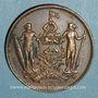 Münzen Malaisie. Borneo britannique. 1 cent 1889 H