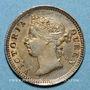 Münzen Malaisie. Etablissements des détroits (Straits Settlements). Victoria (1837-1901). 5 cents 1898