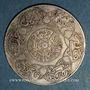 Münzen Maroc. Abdul Aziz (1311-1326H). 2 1/2 dirhams 1318H. Paris