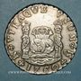 Münzen Mexique. Charles III (1759-1788). 8 reales 1760MM. Mexico