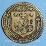 Münzen Bourgogne. Autun. Chapitre de Saint-Lazare. Méreau 1587