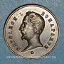 Münzen Révolution de 1848. 4 juin. 1ère élection de Louis Napoléon Bonaparte. Médaille cuivre rouge