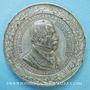 Münzen Révolution de 1848. Election du président. Médaille étain. 44 mm