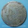 Münzen Révolution de 1848. Médailles politiques. Médaille étain. 48 mm