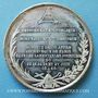 Münzen Révolution de 1848. Mort Mgr Affre, archevêque. Médaille étain. 40 mm