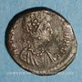 Münzen Aelia Flaccilla, épouse de Théodose I († 386). 1/2 centenionnalis, 383-384