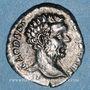 Münzen Albin, césar (193-195). Denier. Rome, 194-195(?). R/: Minerve debout à gauche