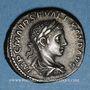 Münzen Alexandre Sévère (222-235). Denier. Antioche, 223. R/: la Liberalité
