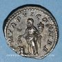 Münzen Alexandre Sévère (222-235). Denier. Rome, 227. R/: l'Abondance debout à gauche