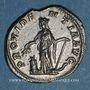 Münzen Alexandre Sévère (222-235). Denier. Rome, 231. R/: la Prévoyance debout à gauche