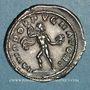 Münzen Alexandre Sévère (222-235). Denier. Rome, 232. R/: Jupiter nu
