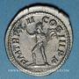 Münzen Alexandre Sévère (222-235). Denier. Rome, 233. R/: le Soleil