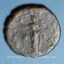 Münzen Antonin le Pieux (138-161). As. Rome, 139. R/: la Félicité debout à g.