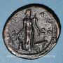 Münzen Antonin le Pieux (138-161). As. Rome, 140-144. R/: l'Abondance debout à droite