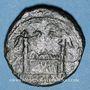 Münzen Auguste (27 av. - 14 ap. J-C). As. Lyon, vers 10-7 av. J-C. R/: autel