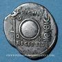 Münzen Auguste (27 av. - 14 ap. J-C). Denier. Colonia Patricia, 19-18 av. J-C