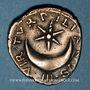 Münzen Auguste (27 av. - 14 ap. J-C). Denier frappé par P. Petronius Turpilianus. Rome, 19 av. J-C.