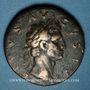 Münzen Auguste (27 av. - 14 ap. J-C). Sesterce frappé sous Nerva. Rome, 96.