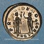 Münzen Aurélien (270-275). Antoninien. Ticinum, 1ère officine, 274. R/: la Fidélité