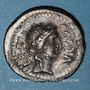 Münzen Brutus (85-42 av. J-C). Denier. Eté-automne 42 av. J-C. Partie occidentale Asie Mineure ou Macédoine