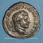 Münzen Caracalla (198-217). Denier. Rome, 213. R/: Sérapis