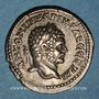 Münzen Caracalla (198-217). Denier. Rome, 215. R/: le Soleil radié