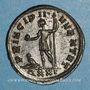 Münzen Carin, césar (282-283). Antoninien. Ticinum, 4e officine, 282. R/: Carin