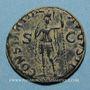 Münzen Claude (41-54). As. Rome, 41-42. R/: la Constance