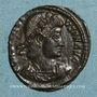 Münzen Constance II (337-361). Centénionalis. Siscia, 2e officine, 337-340. R/:  deux soldats