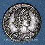 Münzen Constance II (337-361). Silique réduite. Sirmium, 355-361. R/: VOTIS / XXX / MVLTIS / XXXX