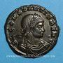 Münzen Constant, césar (333-337). Centenionalis. Siscia, 1ère officine. 334-335. R/: deux soldats