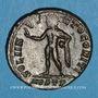 Münzen Constantin I (307-337). Centenionalis. Ostie, 1ère officine. 312-313. R/: le Soleil