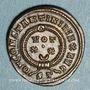 Münzen Constantin I (307-337). Centenionalis. Ticinum, 2e officine, 320-321. R/: couronne
