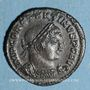 Münzen Constantin I (307-337). Follis. Lyon, 1ère officine, 315. R/: le Soleil