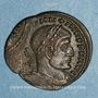 Münzen Constantin I (307-337). Follis. R/: le Soleil