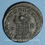 Münzen Constantin II, césar (317-337). Centenionalis. Lyon, 1ère officine, 321. R/: globe