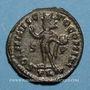 Münzen Constantin II, césar (317-337). Follis. Londres, 1ère officine, 317. R/: le Soleil