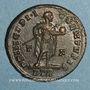 Münzen Crispe, césar (317-326). Follis. Trèves, 2e officine. 317. R/: Crispe