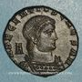 Münzen Décence, césar (350-353). Maiorina. Arles, 2e officine. 351-352. R/: deux Victoires