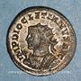 Münzen Dioclétien (284-305). Antoninien. Lyon, 1ère officine, 290-291. R/: Jupiter