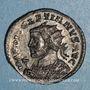 Münzen Dioclétien (284-305). Antoninien. Lyon, 1ère officine. 290-291. R/: Jupiter
