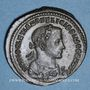 Münzen Dioclétien (284-305) - Monnayage post-abdication. Follis. Trèves, 1ère officine, 305-307