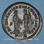 Münzen Dioclétien (284-305) - Monnayage post-abdication. Follis. Trèves, 1ère officine, 305-307