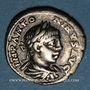 Münzen Elagabale (218-222). Denier. Antioche, 219-220. R/: l'Espérance marchant à g.