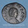 Münzen Eudoxia, épouse d'Arcadius. Centenionalis. Constantinople, 1ère officine, 402-404. R/: la Victoire