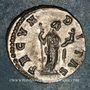 Münzen Faustine jeune, épouse de Marc Aurèle († 17. Denier. Rome, 166-175. R/: la Fécondité