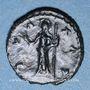 Münzen Frappes barbares (vers 270-275). Antoninien. Buste radiée de Tétricus I. R/: la Paix debout à gauche